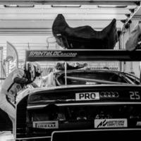 Audi R8 - Blancpain GT Series Circuit Paul Ricard - Le Castellet - France