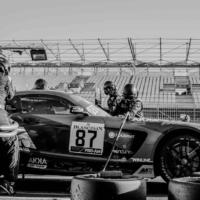 Pit Stop - Blancpain GT Series Circuit Paul Ricard - Le Castellet - France