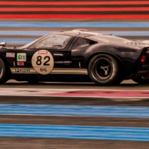 Ford GT40 - N°82 - Circuit Paul Ricard - Le Castellet - France