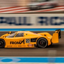 High Speed Yellow - Circuit Paul Ricard - Le Castellet - France