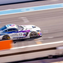 Mercedes AMG GT3 N°13 - 2 - Blancpain séries - Circuit Paul ricard - France_