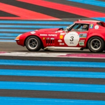 Ferrari Legend - 10000 Tours - Circuit Paul Ricard - France