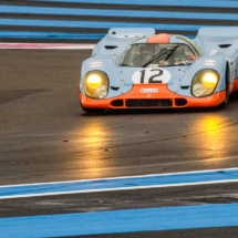 Porsche 917 - N°12 - Gulf - 10000 Tours - Circuit Paul Ricard - France_