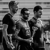 Winners - Triathlon M - Istres - France