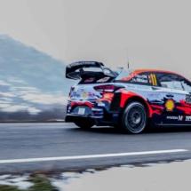 Hyundai i20 N°11 - RC1 WRC - Neuville-Gilsoul - St Léger les Mélèzes - France