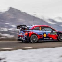 Hyundai i20 - RC1 WRC - Loeb-Elena - St Léger les Mélèzes - France