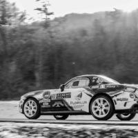 Abarth 124 Rally RGT - Caprasse-Hermann - St Léger les Mélèzes - France