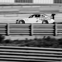 BMW M3 - Between the Lines - Private Session - Circuit du Ledenon - France