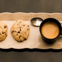Cookies pepites de chocolat et café - St Martin de Crau - France_