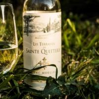 Vin blanc moelleux - St Martin de Crau - France_