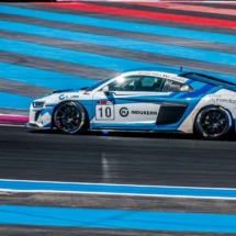 Audi R8 N°10 - International-GT-Open - Circuit-Paul-Ricard - France