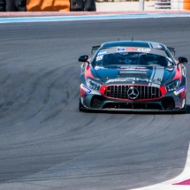 Mercedes AMG N°15 International-GT-Open - Circuit-Paul-Ricard - France