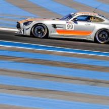 Mercedes AMG N°99 International-GT-Open - Circuit-Paul-Ricard - France