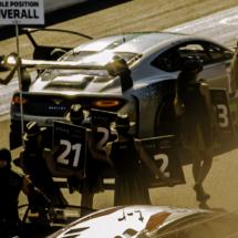 Pirelli Gridgirls - Blancpain GT Séries - Circuit Paul Ricard - Le Castellet - France
