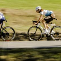 Anthony Turgis N°188 - Oliver Naesen N°35 - Tour de France 2020 - St Jean de Sixt - France