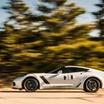 Corvette N°38 - GT Experience - Mont Ventoux - France