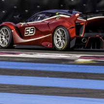 Ferrari FXX K Evo N°59- XX Programme- Circuit Paul Ricard - France-2