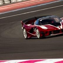 Ferrari FXX K Evo N°59 - XX Programme- Circuit Paul Ricard - France