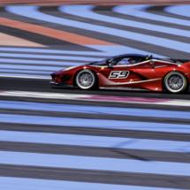 Ferrari FXX K Evo N°59- XX Programme- Circuit Paul Ricard - France