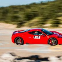 Ferrari N°22- GT Experience - Mont Ventoux - France