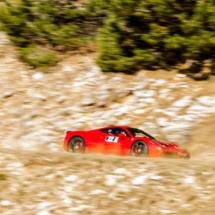 Ferrari N°22 - GT Experience - Mont Ventoux - France