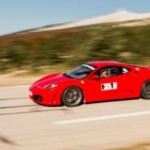 Ferrari N°35 - GT Experience - Mont Ventoux - France