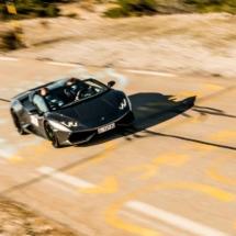 Lamborghini Gallardo Spyder N°26 - GT Experience - Mont Ventoux - France