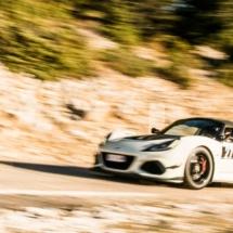 Lotus N°27 - GT Experience - Mont Ventoux - France