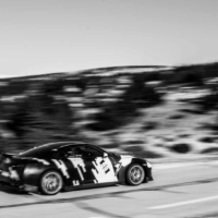 Nissan GT R N°69 - BnW - GT Experience - Mont Ventoux - France-3