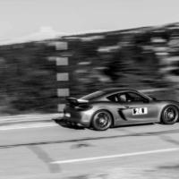 Porsche Cayman N°24 - BnW - GT Experience - Mont Ventoux - France