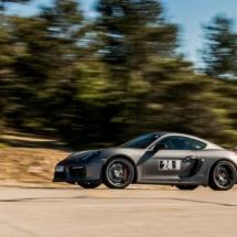 Porsche Cayman N°24 - GT Experience - Mont Ventoux - France