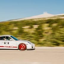 Porsche GT3 N°14 - GT Experience - Mont Ventoux - France