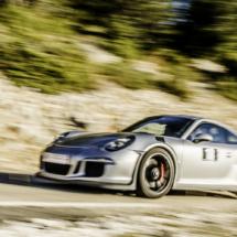 Porsche GT3 N°18 - GT Experience - Mont Ventoux - France