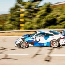 Porsche GT3 N°31 - GT Experience - Mont Ventoux - France