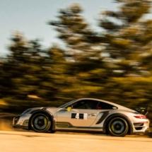Porsche GT3 N°4 - GT Experience - Mont Ventoux - France