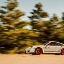 Porsche GT3 N°555 - GT Experience - Mont Ventoux - France