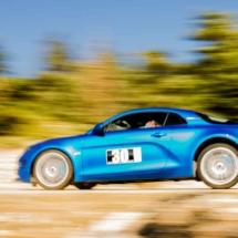 Renault Alpine N°30 - GT Experience - Mont Ventoux - France