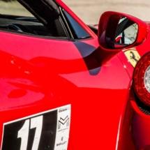 Scuderia Ferrari - GT Experience - Mont Ventoux - France-2
