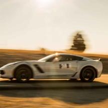 Stardust Corvette N°38- GT Experience - Mont Ventoux - France