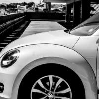 VW New Beetle - Orange - France