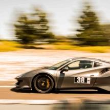 Ferrari N°38 - Mont Ventoux - France