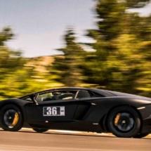 Lamborghini N°36 - Mont Ventoux - France