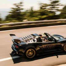 Lotus EX460 N°13 - Mont Ventoux - France