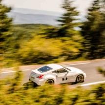 Nissan Z350 N°12 - Mont Ventoux - France