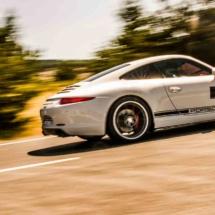 Porsche 911 N°17 - Mont Ventoux - France