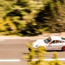 Porsche GT3 N°555 - Mont Ventoux - France
