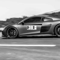 Audi R8 N°39 - Supercar Experience - Mont Ventoux - France