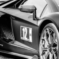 Carbon Fiber Lamborghini N°12 - Supercar Experience - Mont Ventoux - France