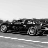 Lotus EX460 N°13 - Supercar Experience - Mont Ventoux - France