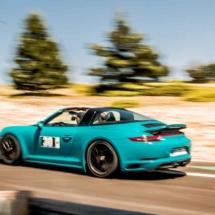 Porsche 911 Targa N°30- Supercar Experience - Mont Ventoux - France